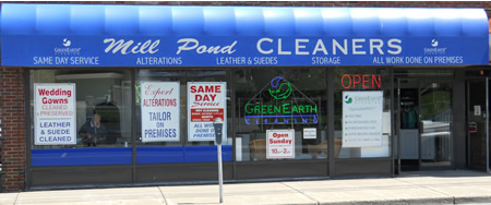 Millpond Cleaners